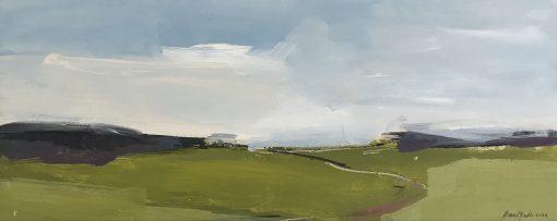 Boo Mallinson, Spring Landscape II 1