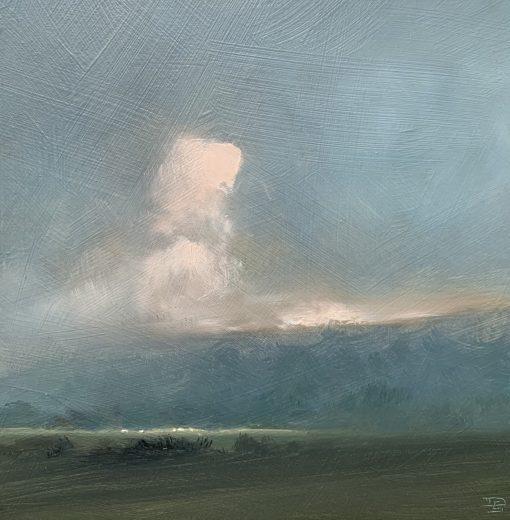 David Smith, Lowland River Cumulus 1