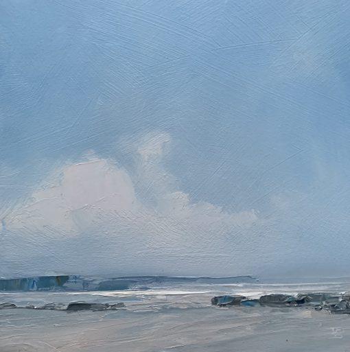 David Smith, Beach Cumulus 1