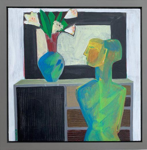 Naomi Munuo, Girl with Dresser 1