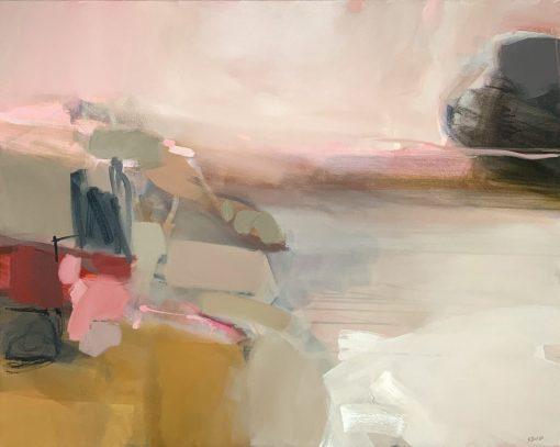 Kate Burns, Silk Shores 1