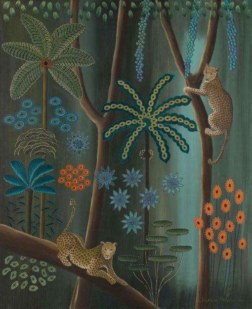 Daphne Stephenson, Paradise in the Jungle 1