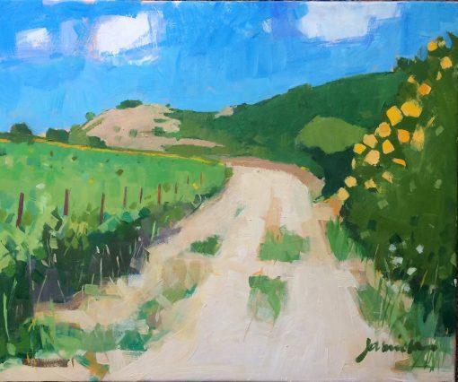 Charles Jamieson, The Path 1