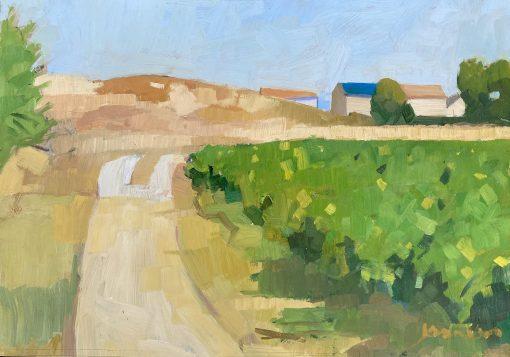 Charles Jamieson, The Blue Roof 1