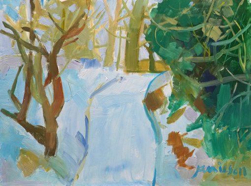 Charles Jamieson, Winter Walk 1