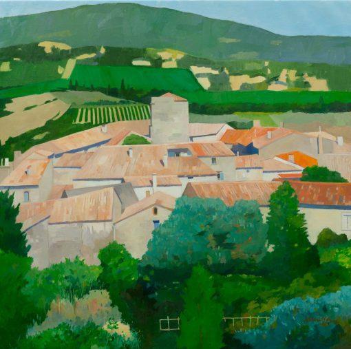 Charles Jamieson, Aigne, Languedoc 1