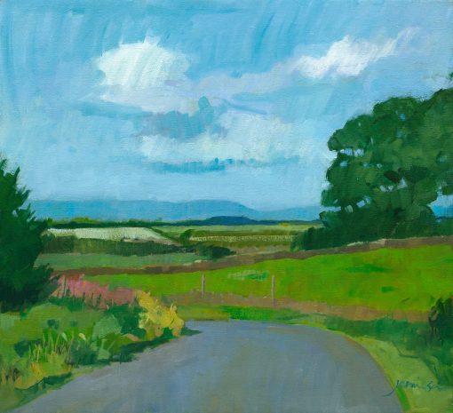 Charles Jamieson, Summer Fields, Ayrshire 1