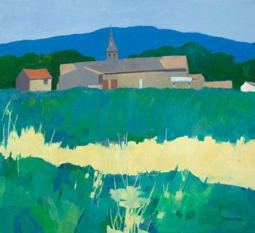 Charles Jamieson, Farm, La Liviniere 1