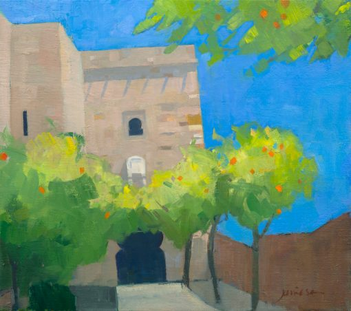 Charles Jamieson, Alcazaba 1