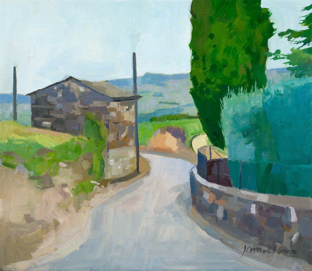Michael Clark & Charles Jamieson (Bruton Gallery) 23