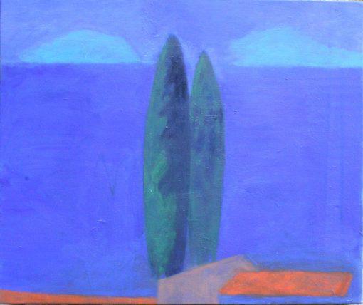 Ursula Leach, Distant Shores 1