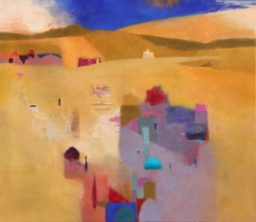 Gerry Dudgeon, Draa Valley Yellow 1