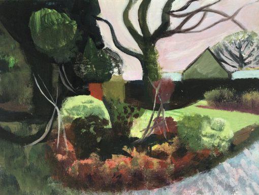 Arabella Shand, Winter Garden 1