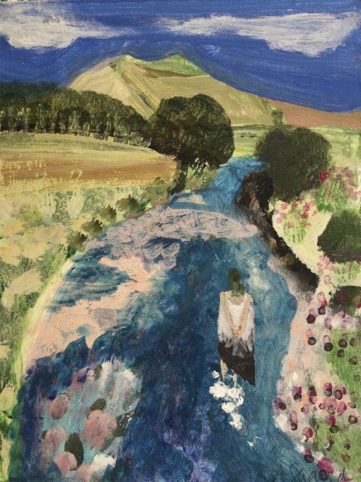 Arabella Shand, Walking the River 1