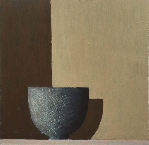 Philip Lyons, Grey Bowl & Shadows 1