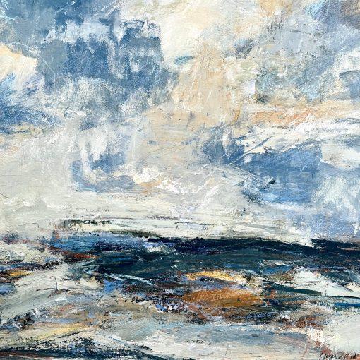 Natalie Bird, Sea and Surf 1