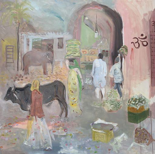 Belynda Sharples, Street Life, India 1