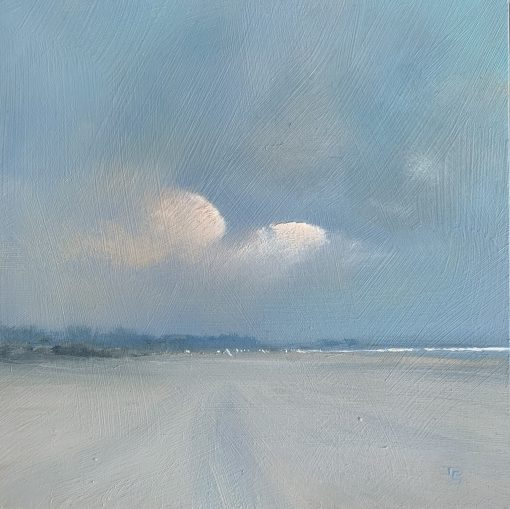 David Smith, Across the Sand 1