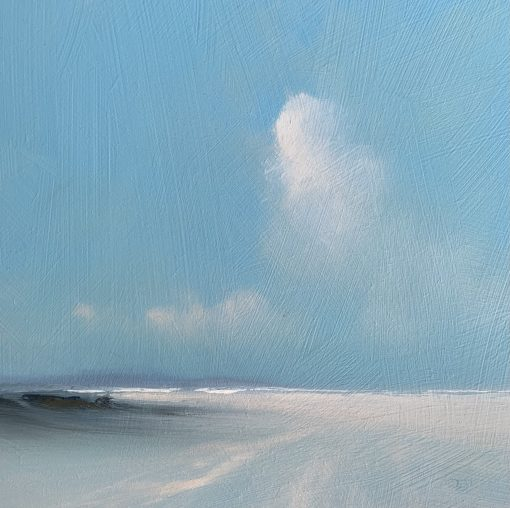 David Smith, Distant Clouds 1