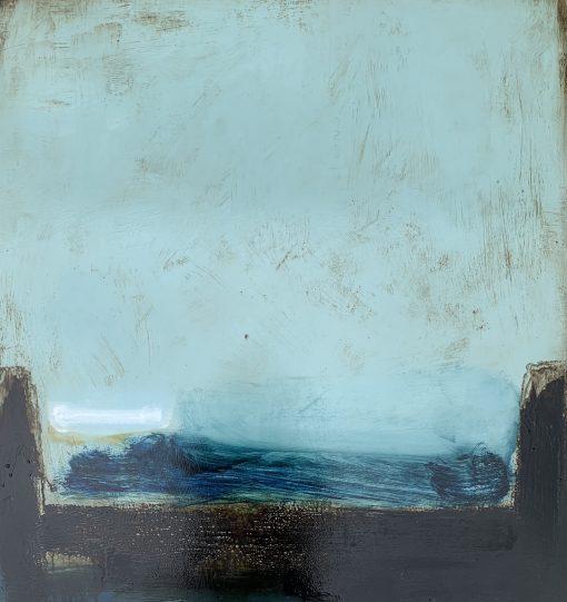 Adam Taylor, Blue, Black & White 1