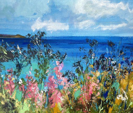Natalie Bird, Coastal Wildflowers 1