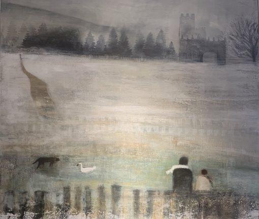 Karen Macwhinnie, Winter Walk 1