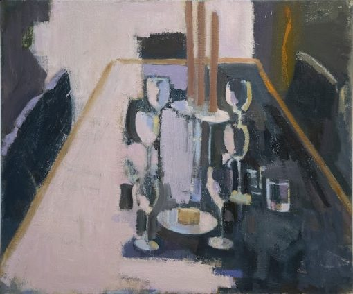 Michael Clark, The Dining Table 1