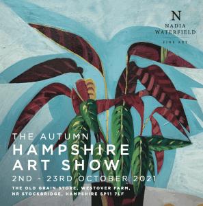 Autumn Hampshire Art Show 2021 Brochure 1