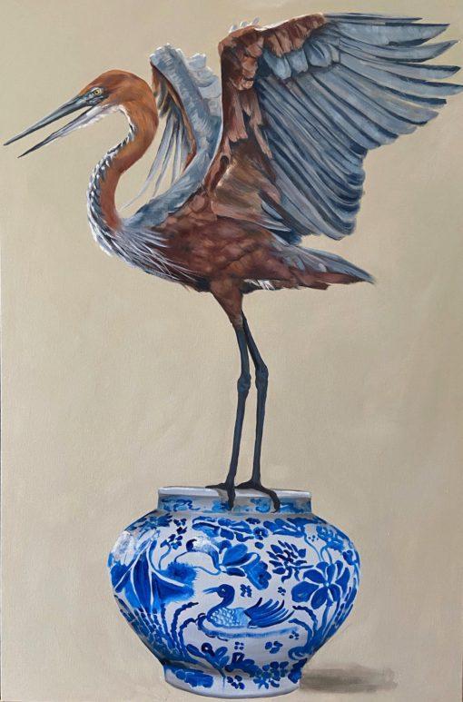 Jazzy Westinghouse, Blue Heron 1