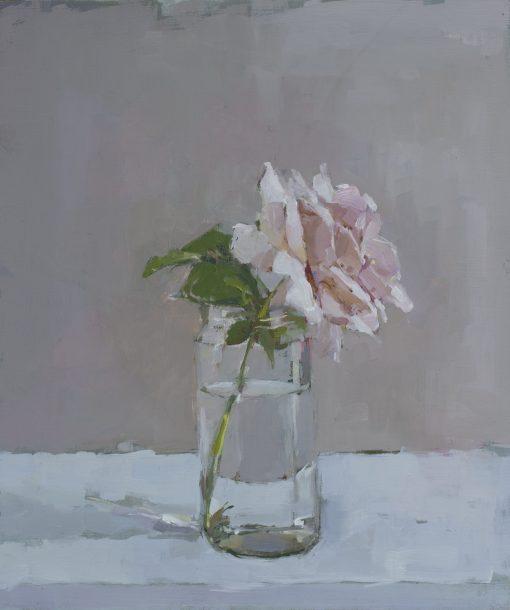 Annie Waring, Dusky Rose in Jam Jar 1