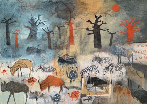 Colette Clegg, Migration 1