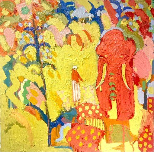 Paul Wadsworth, Talking to the Elephants 1