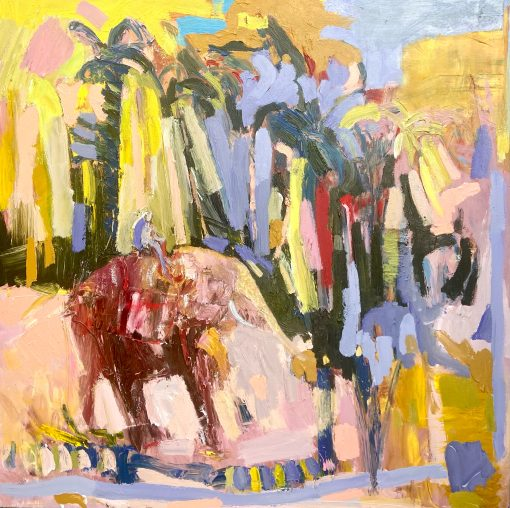 Paul Wadsworth, The Travellers Make it to Kerala 1