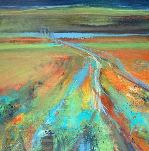 Jo Ellis, Downland Track I 1