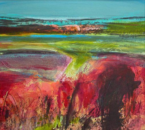 Jo Ellis, Downland Summer 1