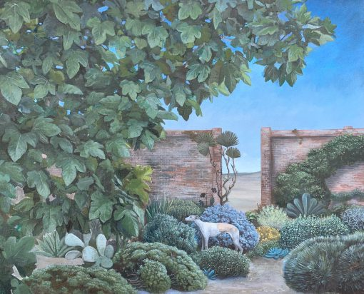 Samuel Kirk, Walled Garden 1