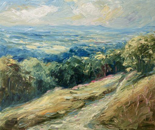 Rupert Aker, Leckhampton Hill 1